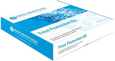15m Pre-made (12W L/m) Frost Protection Trace Heating Kit with Thermostat
