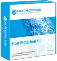 2m Pre-made (12W L/m) Frost Protection Trace Heating Kit with Thermostat