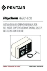 HWAT ECO controller Installation and operation manual