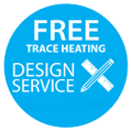 Free Trace Heating Design Service